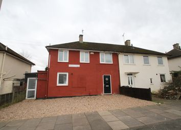 Thumbnail 3 bed semi-detached house for sale in Blissett Road, Leicester