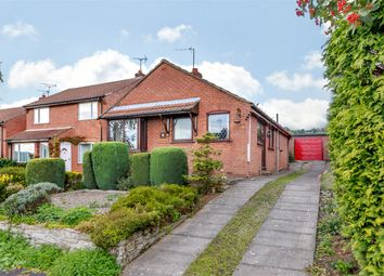 Thumbnail 2 bed detached bungalow for sale in Birdforth Way, Ampleforth, York