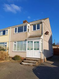 Thumbnail 3 bed semi-detached house to rent in Broomfield Drive, Bodmin