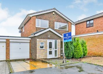 3 bed detached house for sale in Brancepeth Close, Ushaw Moor, Durham, Durham DH7