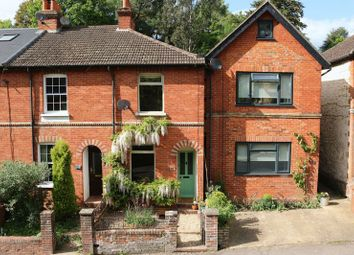 Thumbnail 2 bedroom end terrace house for sale in Brighton Road, Godalming