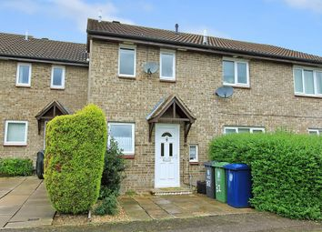 Thumbnail 2 bedroom terraced house for sale in Stonefield, Bar Hill, Cambridge