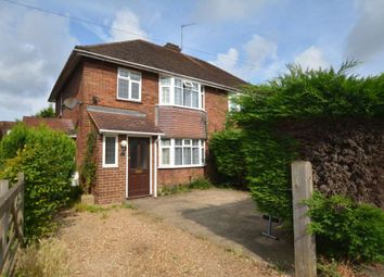 Thumbnail 3 bed semi-detached house to rent in North Street, Bletchley, Milton Keynes