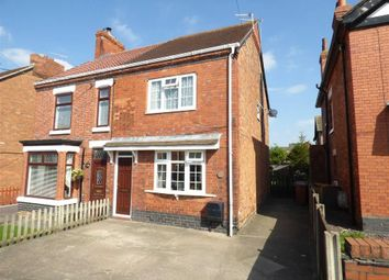 Thumbnail 3 bed semi-detached house for sale in Crewe Road, Shavington, Crewe
