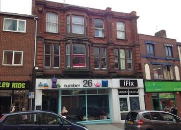 Thumbnail Retail premises to let in 26 Town Road, Hanley, Stoke On Trent