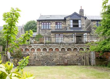 Thumbnail 5 bed detached house for sale in Dean Bridge Lane, Hepworth, Holmfirth