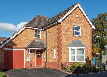 Thumbnail 4 bed detached house for sale in Bedingstone Drive, Penkridge, Stafford