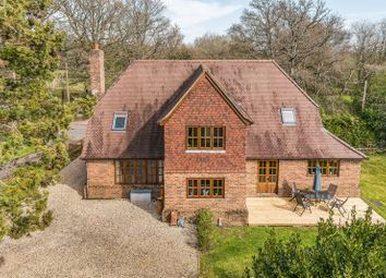Thumbnail 4 bed detached house for sale in Shorts Hill, Nomansland, Salisbury