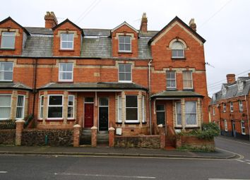 Thumbnail 4 bed terraced house for sale in Belmont Road, Tiverton