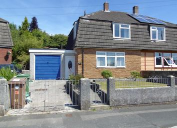 Thumbnail 3 bed semi-detached house to rent in Hele Gardens, Plymouth, Devon