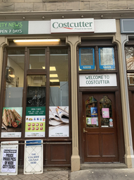 Thumbnail Retail premises for sale in Dundee