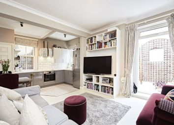 Thumbnail 2 bed flat for sale in Vera Road, Munster Village, Fulham, London