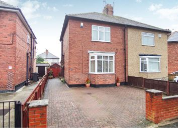 Thumbnail 2 bed semi-detached house for sale in Worton Drive, Darlington