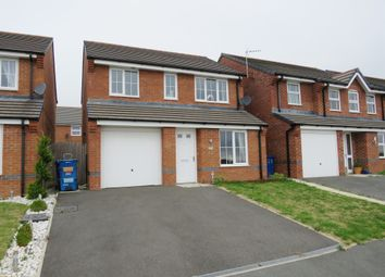 Thumbnail 3 bed detached house for sale in Clifton Avenue, Brymbo, Wrexham