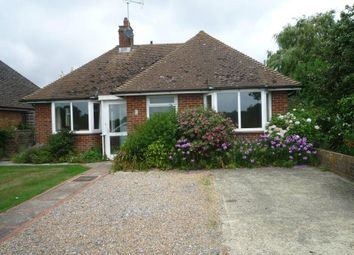 Thumbnail 3 bed bungalow to rent in Flaxman Avenue, Chichester