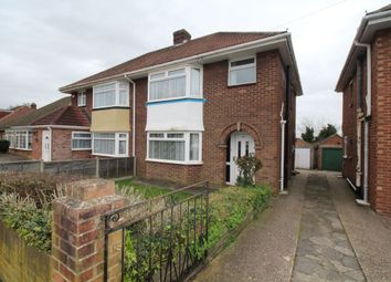 Thumbnail 3 bed semi-detached house for sale in Kelvin Grove, Portchester, Fareham