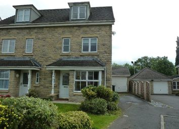 Thumbnail 4 bed semi-detached house to rent in Copperfield Close, Clitheroe