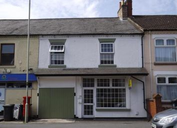 Thumbnail 4 bed terraced house for sale in Whitehill Road, Ellistown, Coalville, Leicestershire