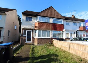 Thumbnail 3 bed semi-detached house to rent in Lytton Avenue, Enfield