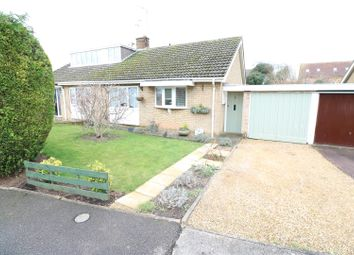Thumbnail 2 bed semi-detached bungalow for sale in Haddon Close, Rushden