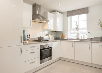 "Thumbnail 3 bed semi-detached house for sale in ""Barwick"" at Elder Court, Lavender Drive, Calne"