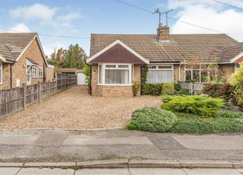 Thumbnail Semi-detached bungalow for sale in Docklands, Pirton, Hitchin