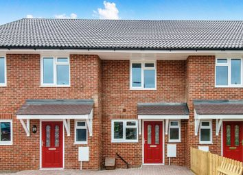 Thumbnail 2 bed terraced house for sale in Crabwood Close, Southampton
