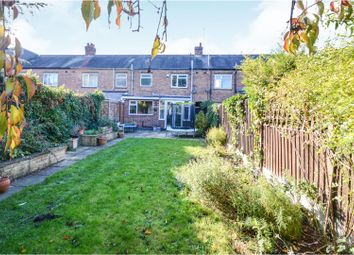 Thumbnail 3 bed terraced house for sale in King Edward Road, Loughborough