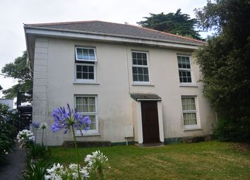 Thumbnail 3 bed flat to rent in Cliff Road, Falmouth