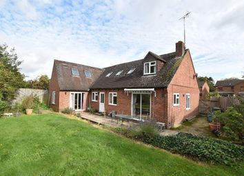 Thumbnail 4 bed detached house for sale in Winchcombe Road, Sedgeberrow, Evesham