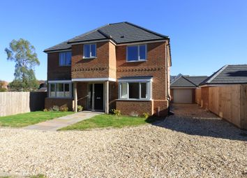 Thumbnail 4 bed detached house for sale in Cook Close, Marston Moretaine