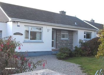 Thumbnail 3 bed detached bungalow to rent in Magnolias, Illogan