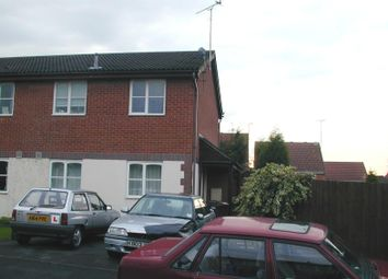 Thumbnail 1 bed property to rent in Heron Drive, Uttoxeter