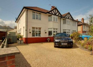 Thumbnail 4 bed semi-detached house for sale in St. Helens Road, Harrogate