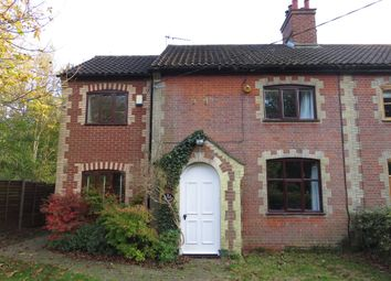 Thumbnail 4 bed cottage for sale in Wroxham Road, Rackheath, Norwich
