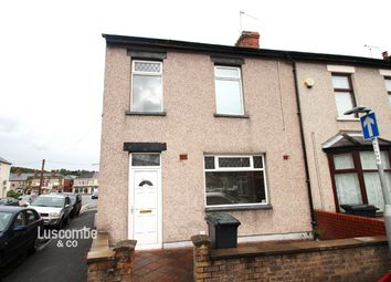 Thumbnail 3 bed end terrace house to rent in Walford Street, Newport