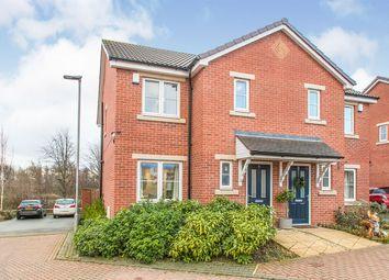 3 bed semi-detached house for sale in Phoenix Way, Gildersome, Morley, Leeds LS27