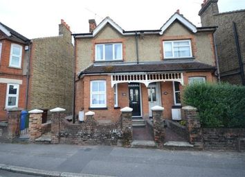 Thumbnail 2 bed semi-detached house for sale in High Street, Aldershot, Hampshire