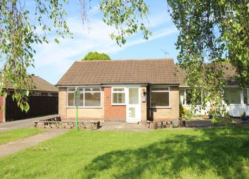 Thumbnail 2 bed bungalow for sale in Ribblesdale Avenue, Hinckley