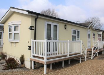 2 bed mobile/park home for sale in Grange Road, Uphill, Weston-Super-Mare BS23