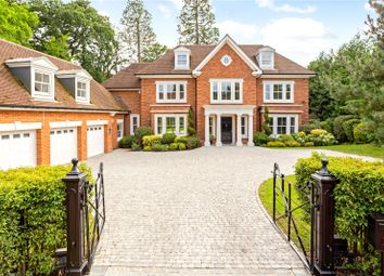 Thumbnail 6 bed detached house for sale in Holland Place, Bagshot Road, Ascot, Berkshire