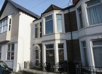 2 bed flat to rent in Monthermer Road, Cathays, Cardiff CF24
