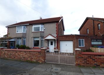 Thumbnail 3 bed semi-detached house for sale in Warnerville Road, Liverpool, Merseyside