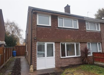 Thumbnail 3 bedroom semi-detached house for sale in Hoylake Court, Mickleover, Derby
