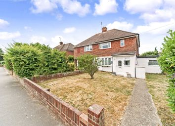 Thumbnail 2 bed semi-detached house for sale in Scratton Fields, Sole Street, Cobham, Kent