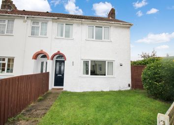 Thumbnail 3 bedroom end terrace house for sale in Knights Road, Norwich