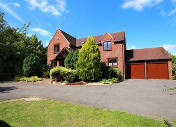 Thumbnail 4 bed detached house for sale in Top Common, Warfield, Bracknell
