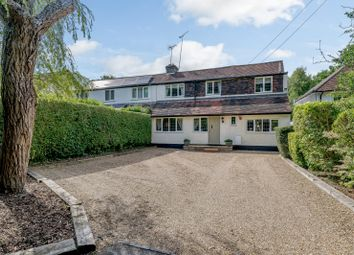 Thumbnail 4 bed cottage for sale in Trumpsgreen Avenue, Virginia Water, Surrey