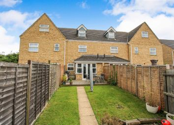 Thumbnail 4 bed terraced house to rent in Kings Ripton Road, Sapley, Huntingdon