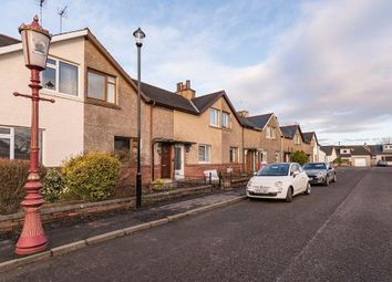 Thumbnail 3 bed terraced house for sale in South Street, Cambuskenneth, Stirling